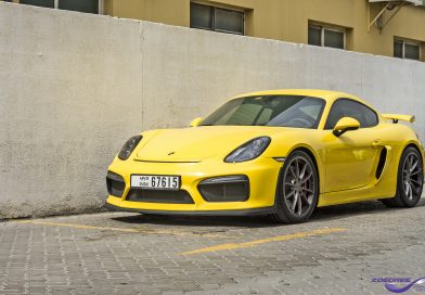 Porsche Cayman GT4 Service in Dubai with affordable rate from Zdegree!