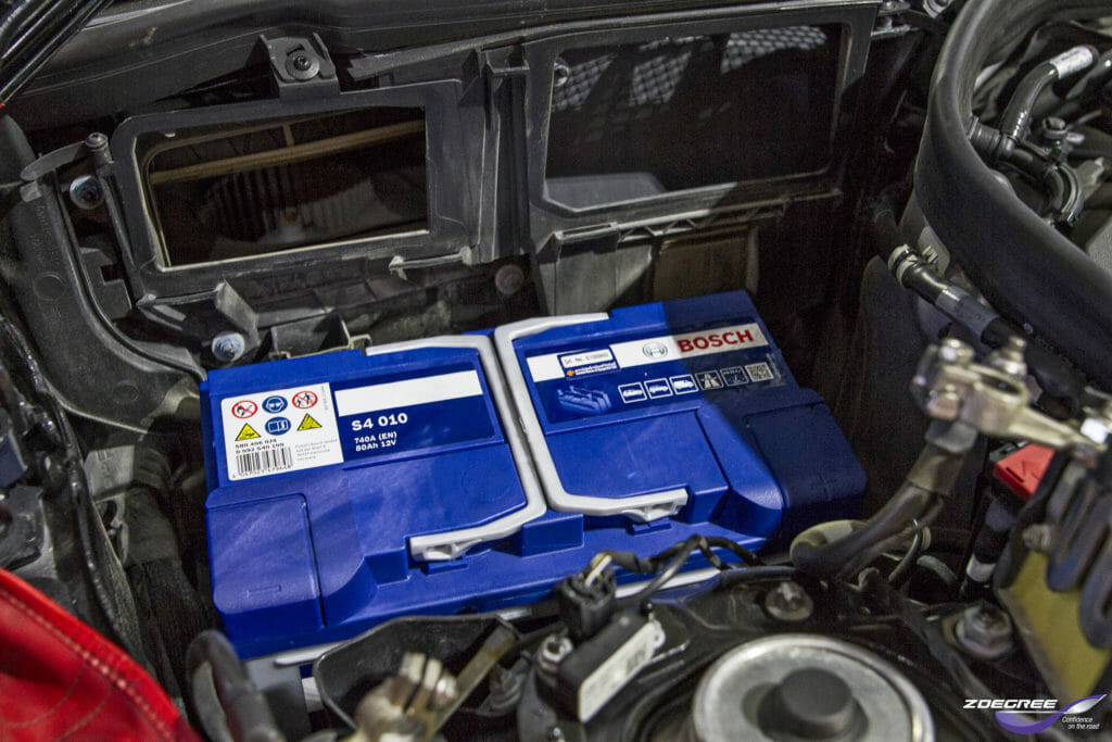 Car Battery Services Dubai