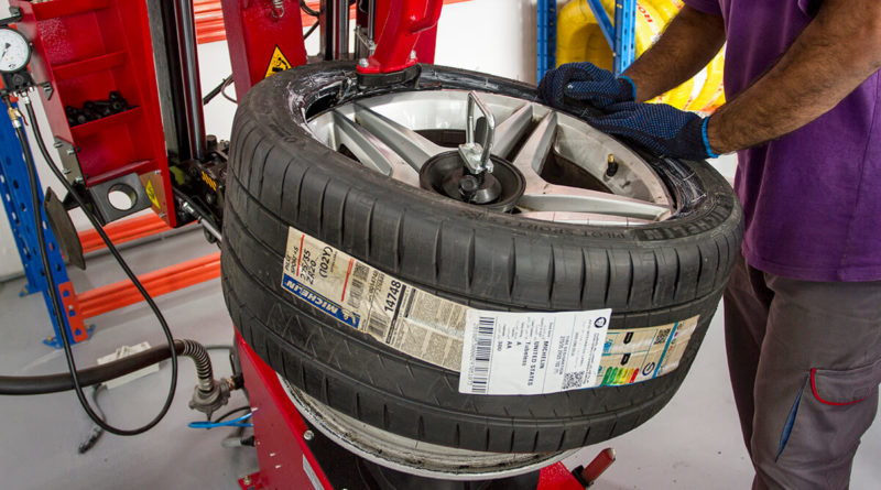 Tires carry their specifications on themselves. Tire markings explained!