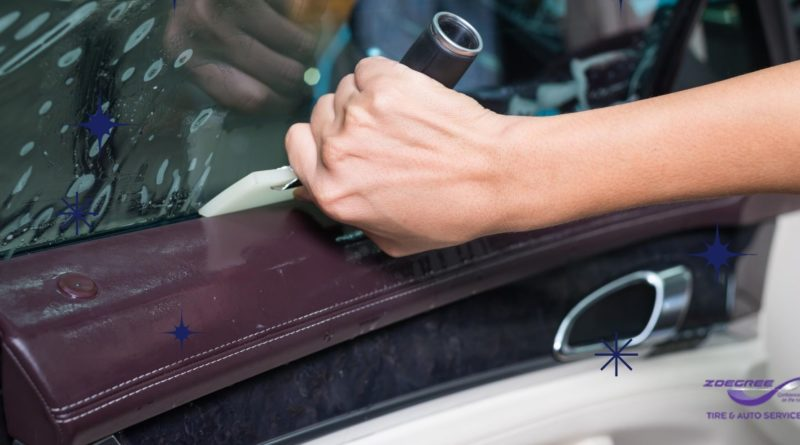 car window tinting dubai