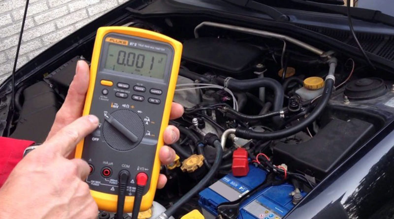 Purpose of image is to show the battery draining check.