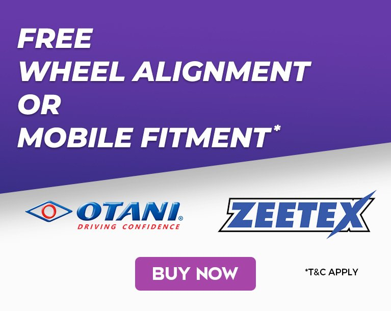 Free Fitment or wheel alignment