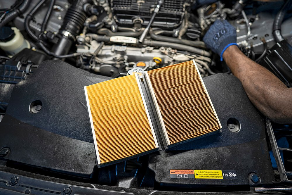 Gold Maintenance Package: Ac Cabin Filter