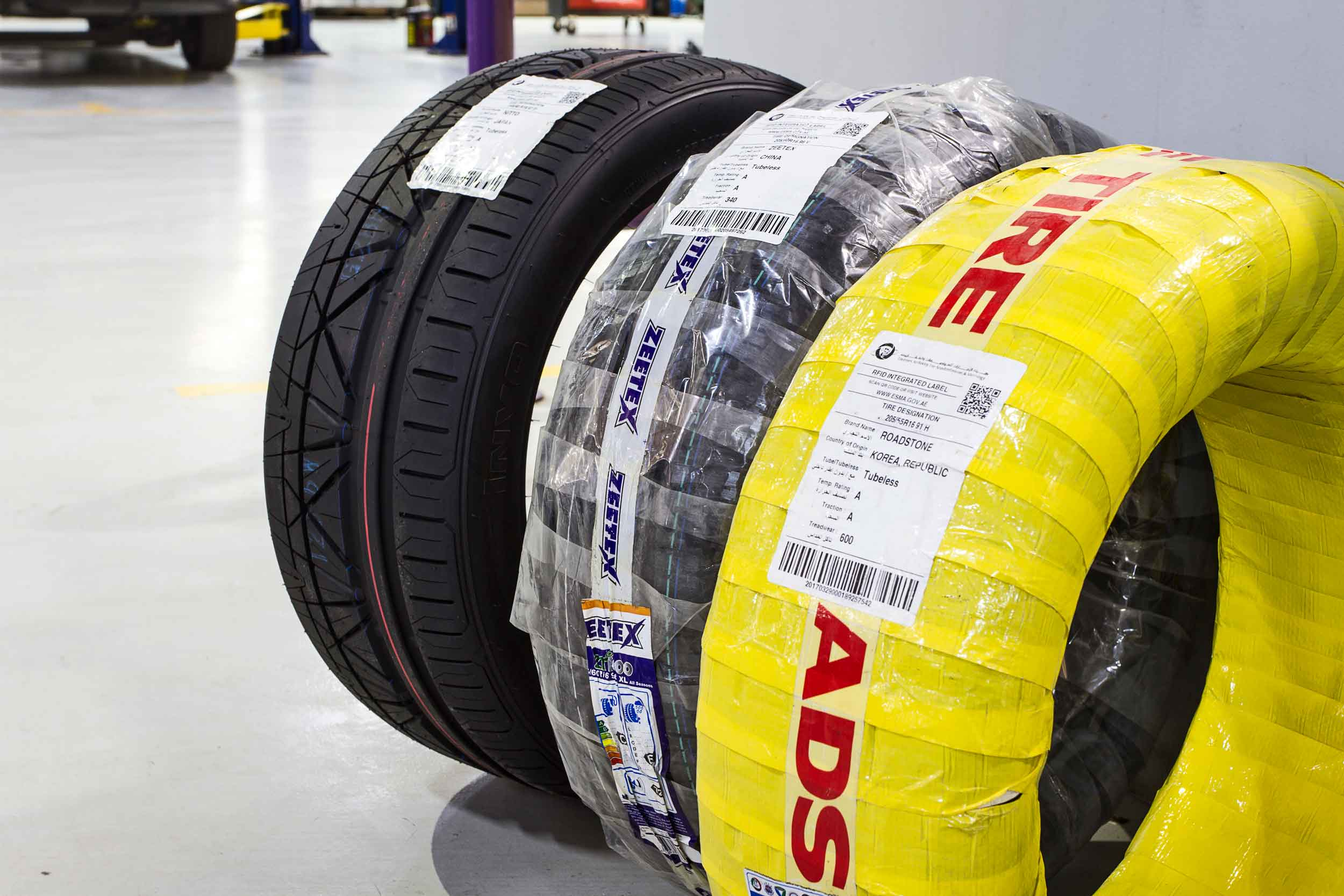 ZDEGREE TYRES IN UAE
