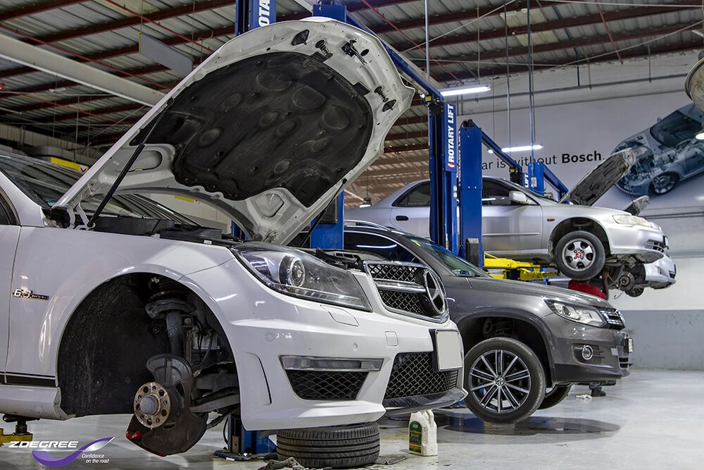 Gold Maintenance Package: Car Servicing