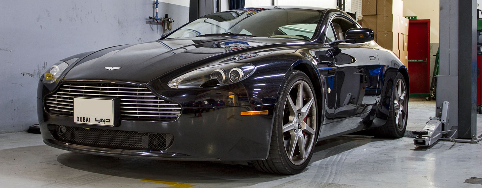 Aston Martin Service Center Dubai, UAE | MYZDEGREE | aston martin parts online