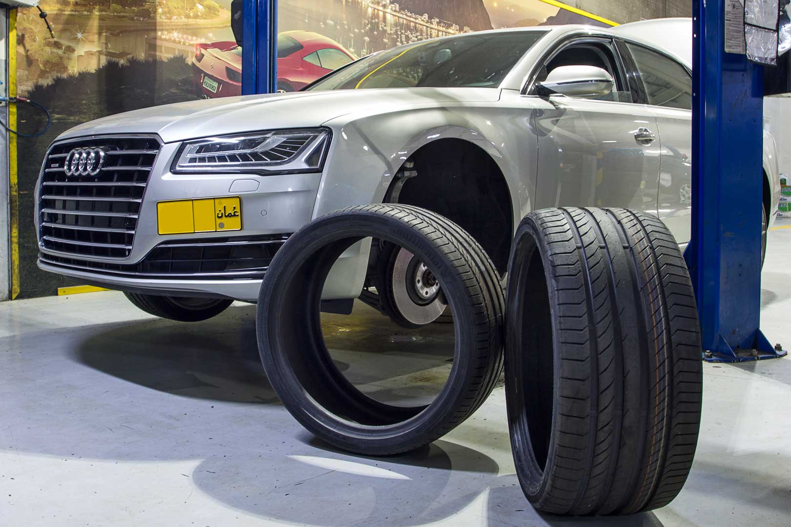 Zdegree Audi Service Center in Dubai | Audi Maintenance