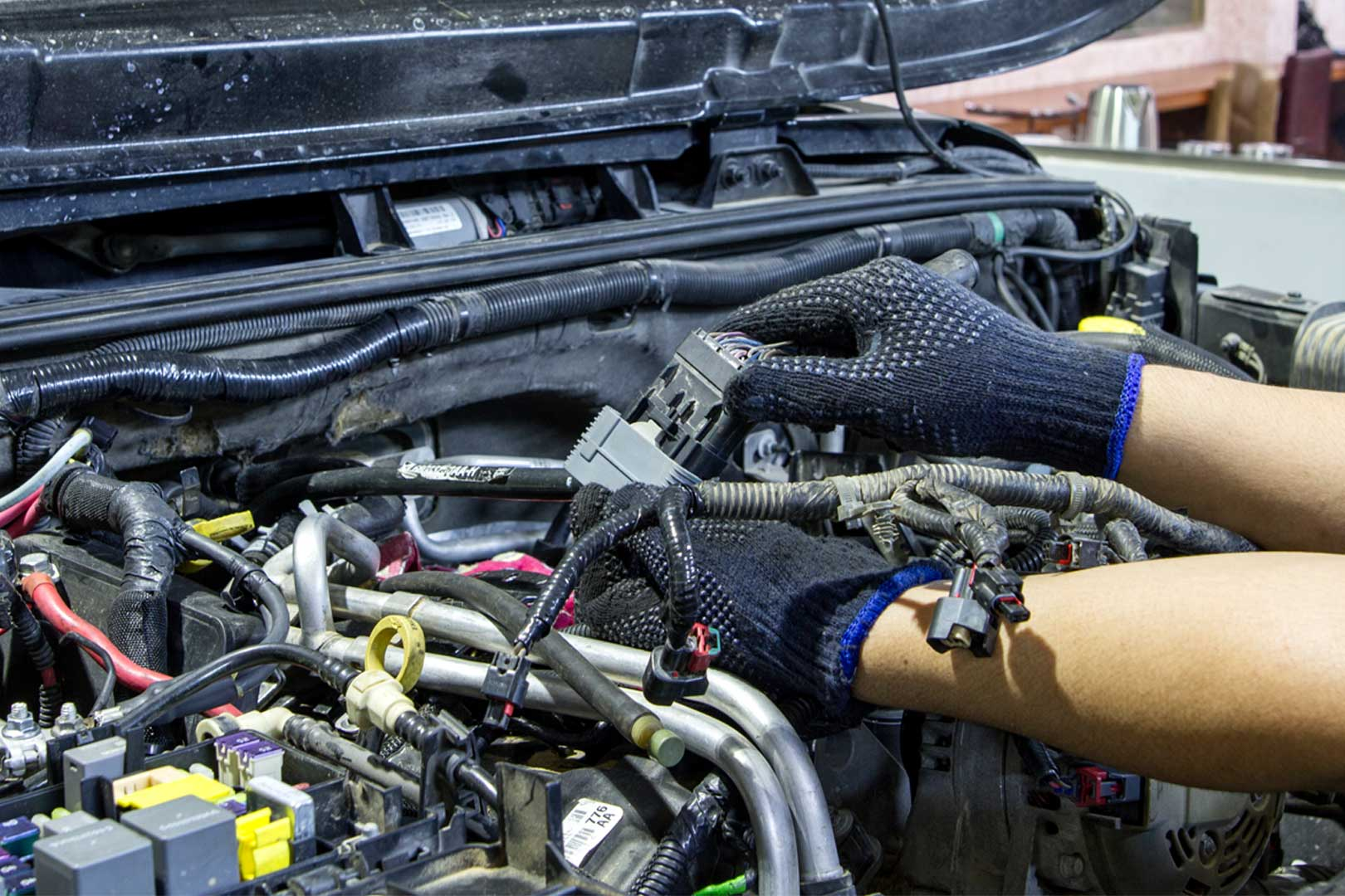 AUTO ELECTRICAL WIRING REPAIR SERVICE