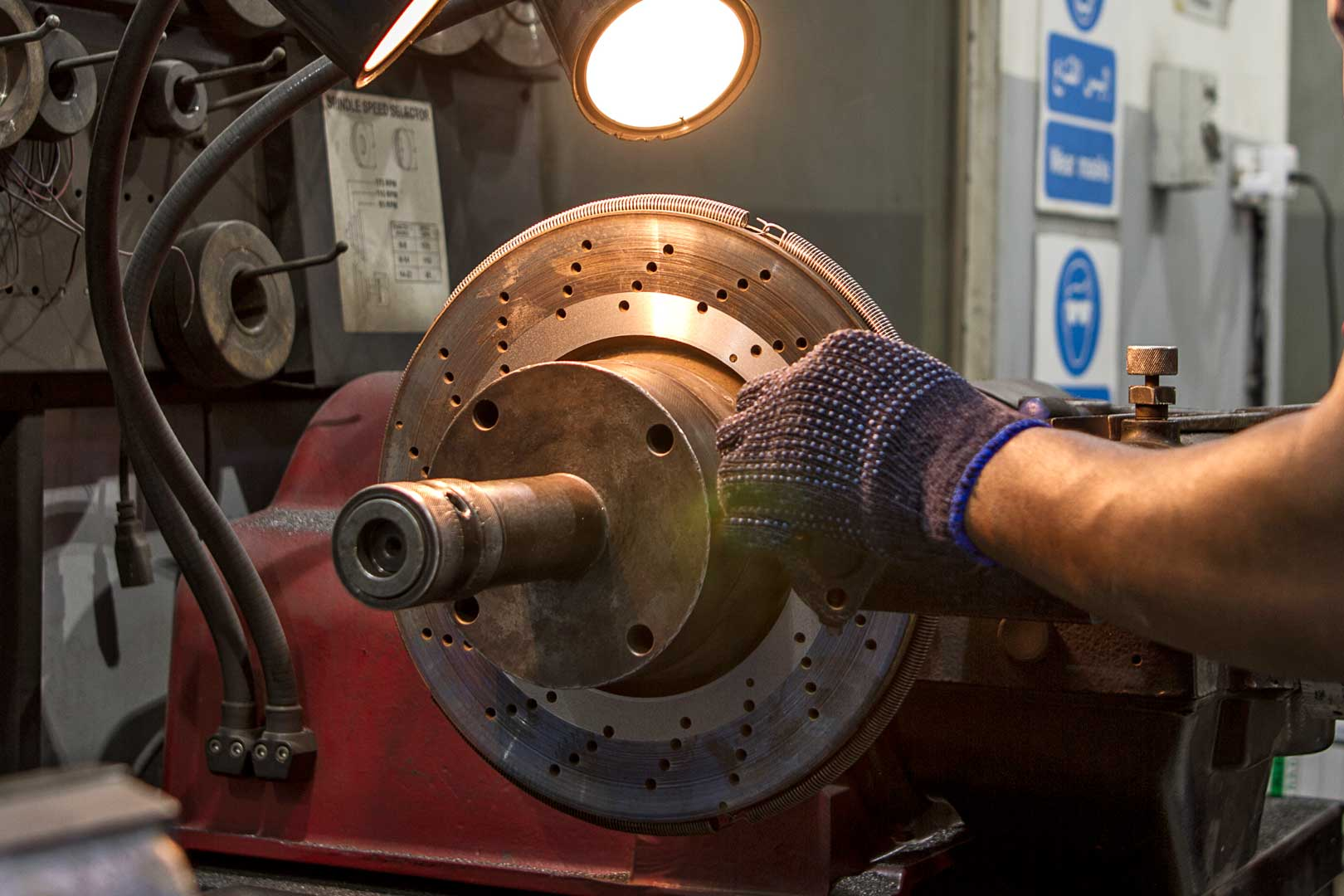 Brakes Replacement in UAE