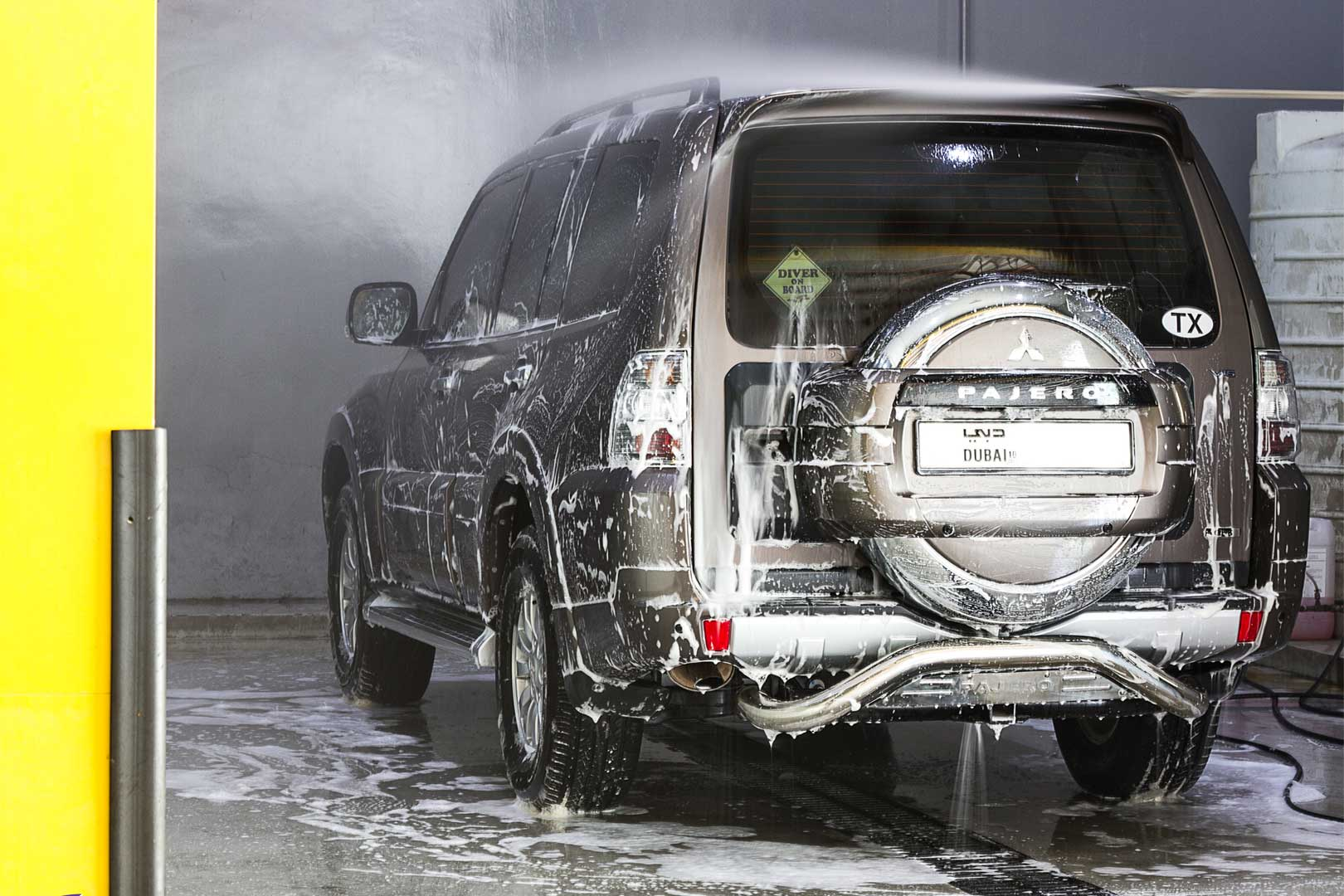 best car detailing dubai