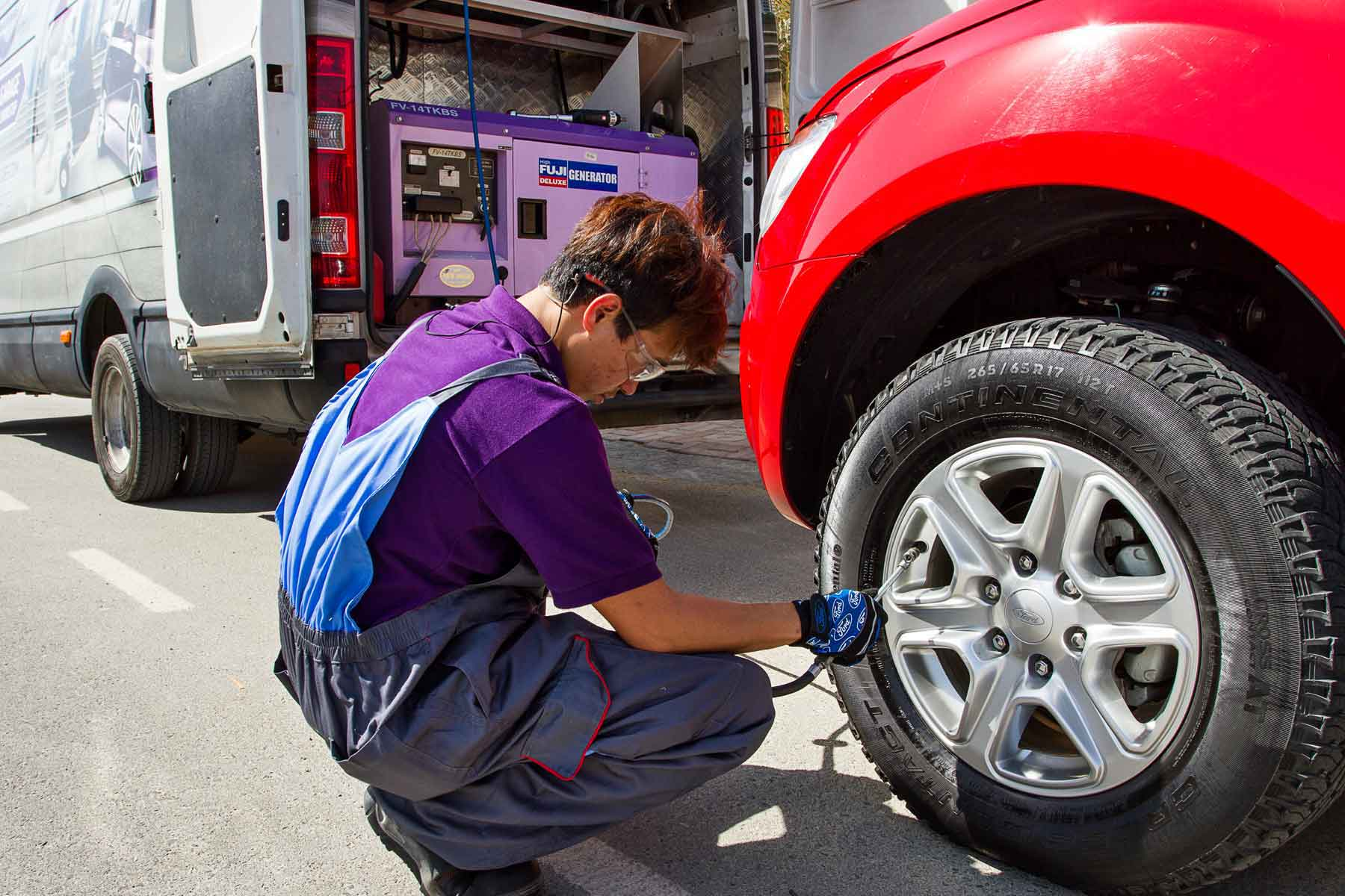 tyre puncture shops near me